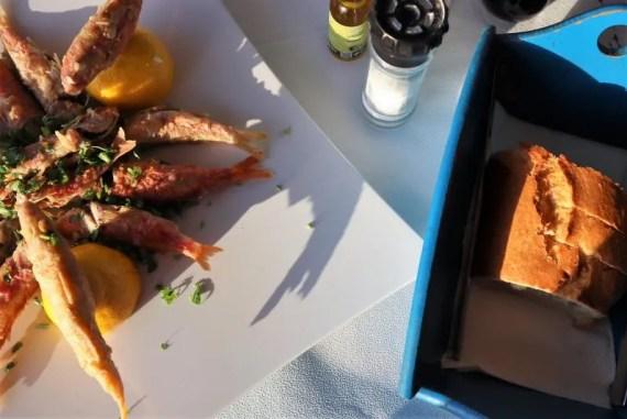 Zes keer hotspots voor lekker eten op Agistri in Griekenland
