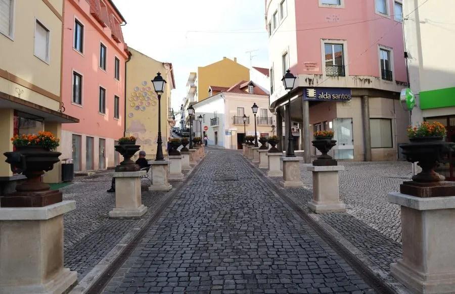 Bezoek Alcobaça in Portugal