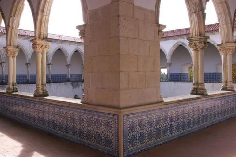 Het Klooster van Christus en het Kasteel van de Tempeliers in Tomar
