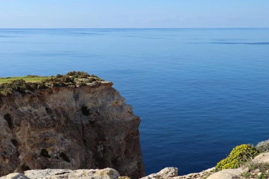 Abseilen en rotsklimmen in de Xaqqa Valley in Malta