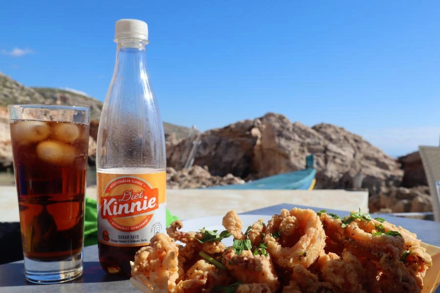 Eten op Malta