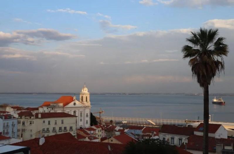 Genieten van de miradouros in Lissabon
