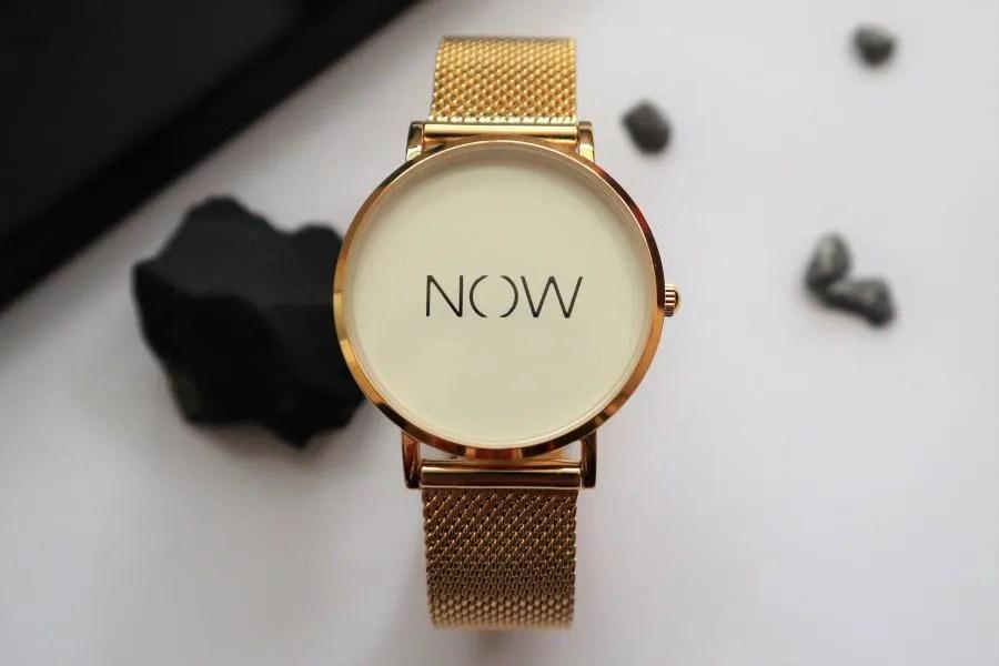 Horloge Watch Now