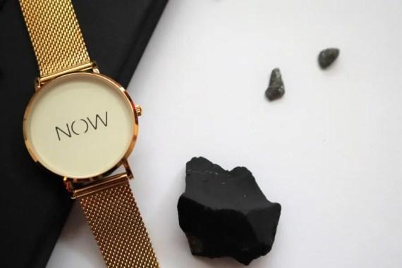 The Watch Now Horloge