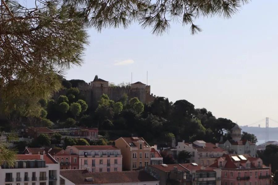 Uitzichtpunten in Lissabon