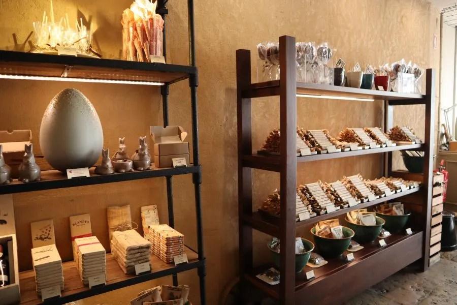 Vijf minder bekende dingen om te doen in Lissabon - Smullen bij Chocolataria Equador