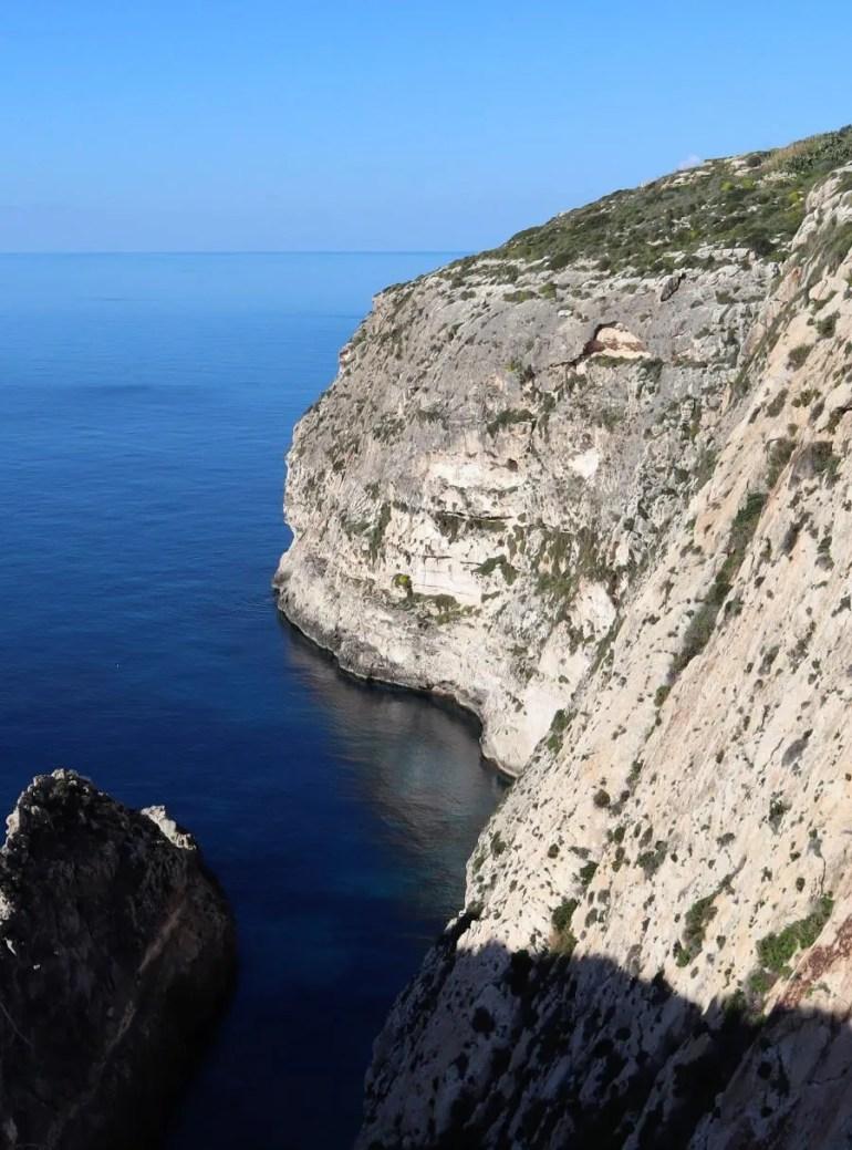 Xaqqa Valley in Malta
