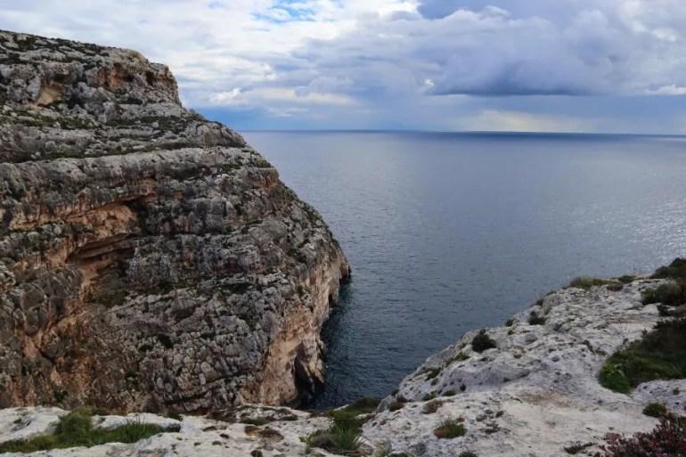 Blue Grotto op Malta