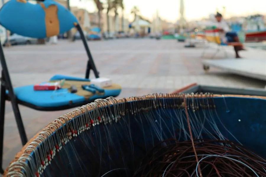 Vissersdorpen Marsaskala en Marsaxlokk op Malta