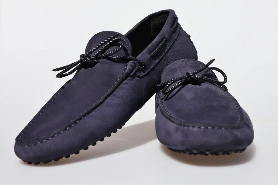 Loafers van Aurélien voor op reis