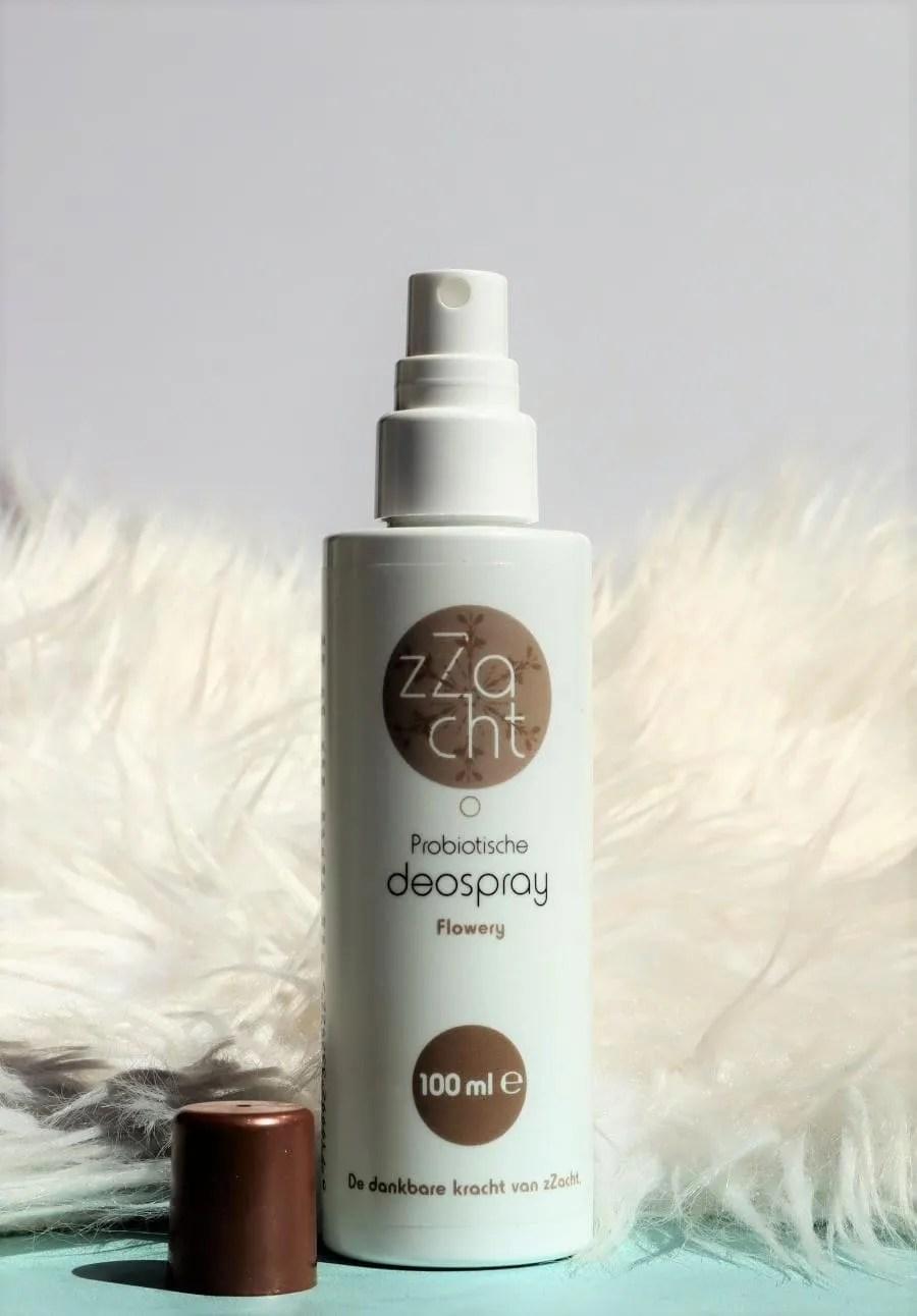 Probiotische deodorant van zZacht