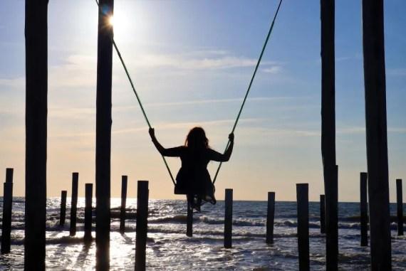 Dagje naar het prachtige strand van Petten