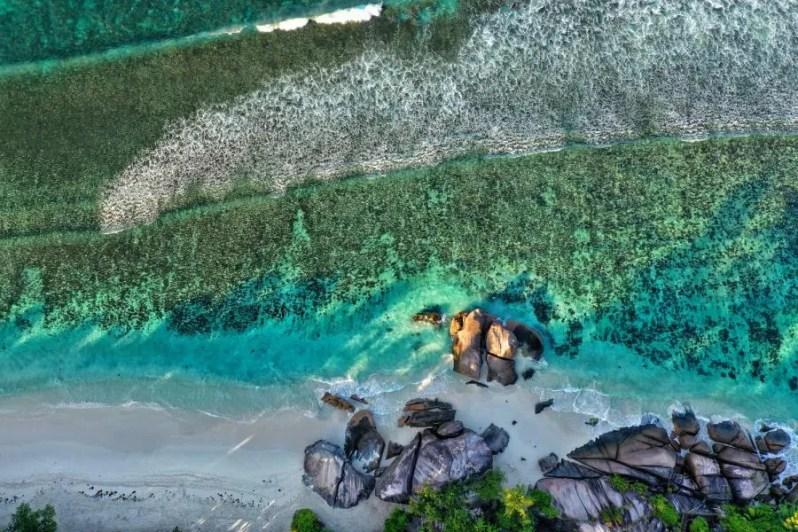 Het ecologische eiland Félicité, Sychellen