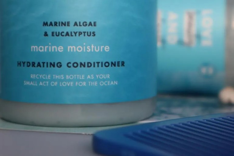 Love Beauty and Planet Oceans Edition Conditioner