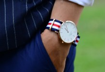 hodinky Daniel Wellington