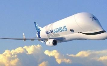 airbus predstavil lietadlo Beluga