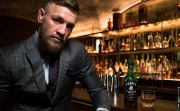 Conor McGregor a jeho nový biznis úder
