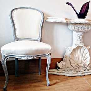Sillas vintage estilo Lus XV  Tienda online de decoracin y muebles personalizados