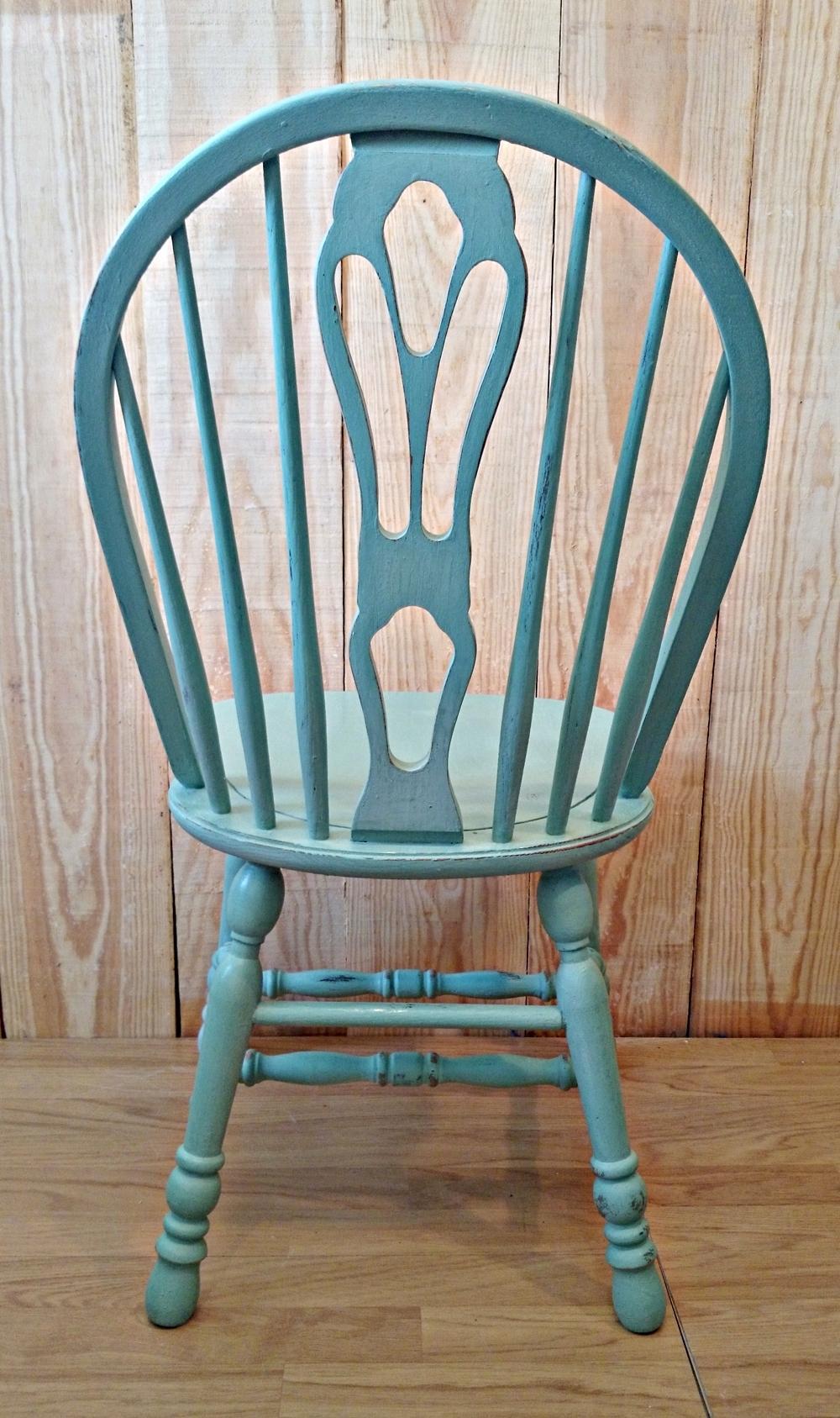 silla vintage verde pastel  Tienda online de decoracin y