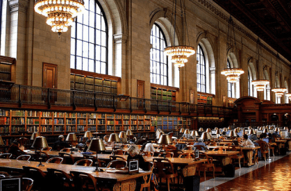 New York Public Library free