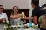 Ein Geschenk für die Braut