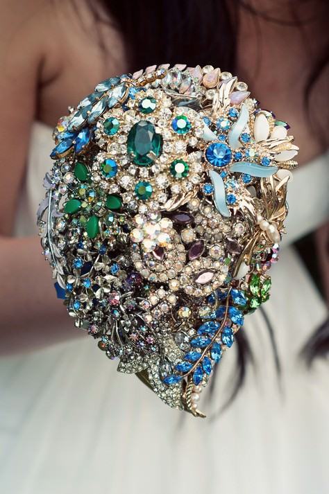 Alternative Bridal Bouquets