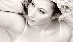boudoir photography with Jess Petrie
