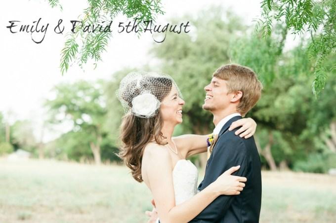 Texan Wedding