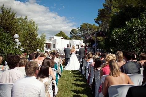 Ibiza Wedding Competition with Helen Cawte