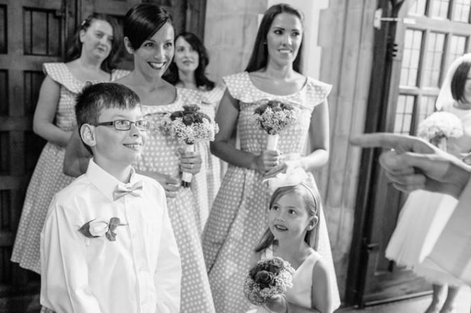 Brighton Wedding With A 50s Twist By Jacqui Mcsweeney