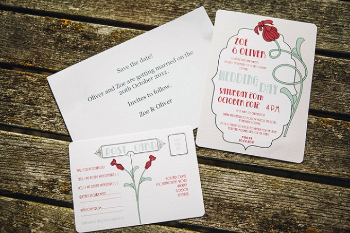 wedding inviations