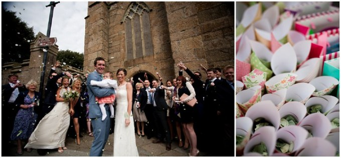 20 Quaint St.Ives Wedding With A Subtle Coastal Theme