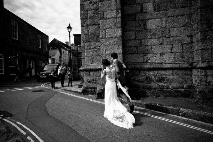 21 Quaint St.Ives Wedding With A Subtle Coastal Theme
