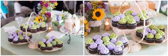 30 Burlap, Sunflowers and Hay Bale Wedding