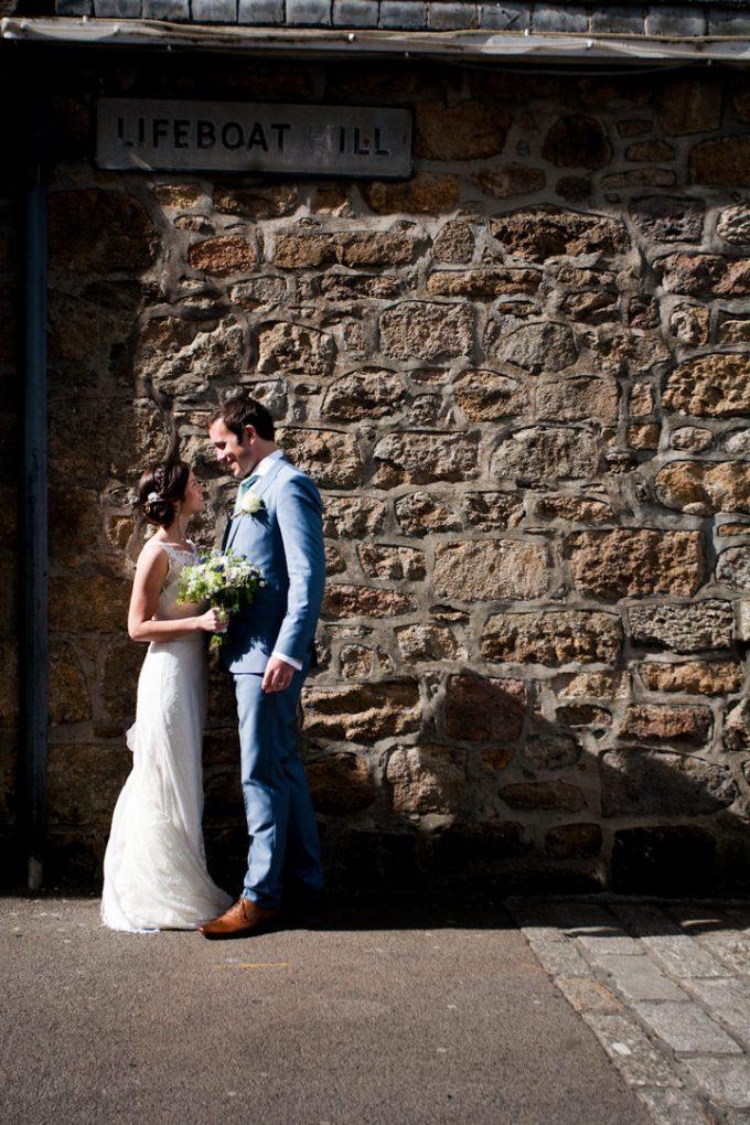 5 Quaint St.Ives Wedding With A Subtle Coastal Theme
