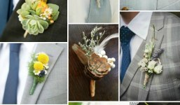 flower buttonholes