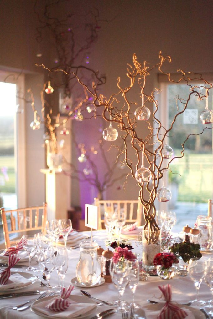Rustic diy wedding by charlotte hu boho weddings - Fairy light decoration ideas ...