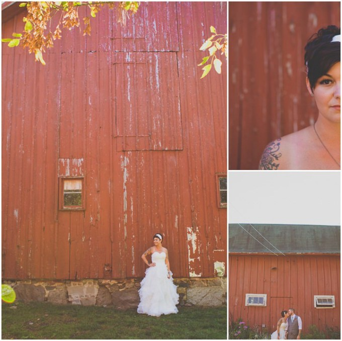 Rustic Outdoor Wedding Ideas: Rustic Outdoor Wedding In Michigan With Loads Of DIY