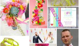 Neon Wedding