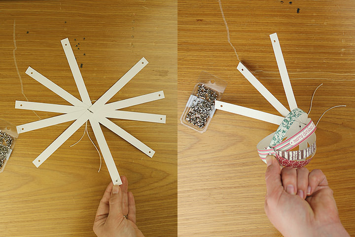 Paper Step By Step Diy Christmas Decorations