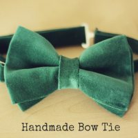 DIY Tutorial: Handmade Bow Tie