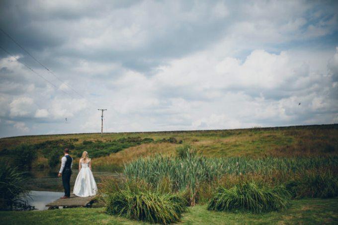 Beautiful Homemade Tipi Wedding By Yvonne Lishman Boho
