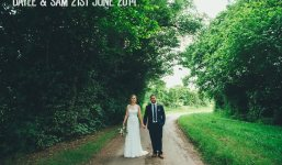 1a English Garden Weding in Sheffield With a Lux Vintage Touch By Nicola Thompson -
