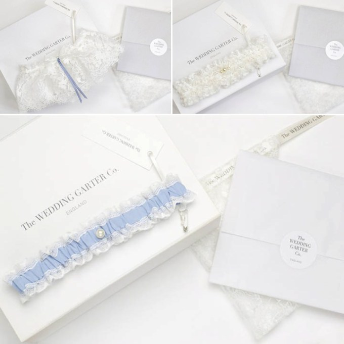 Bridal Style: The Wedding Garter Company Is Now Available