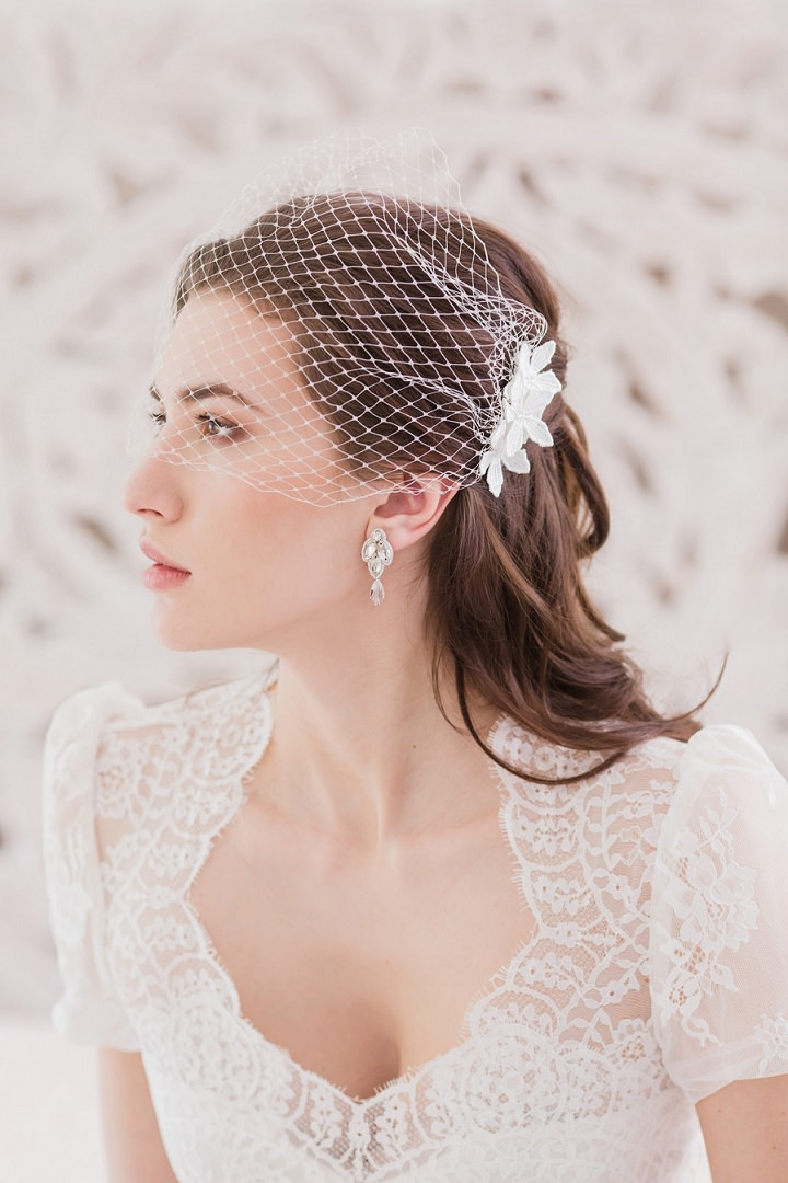 Ask The Experts Types Of Veils And How They Have Changed