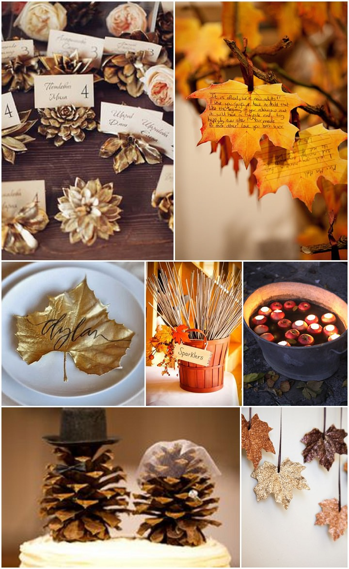 Ideas and Inspiration for your Autumn Wedding  Boho