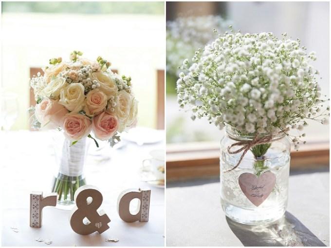 Wedding Bouquets Northamptonshire : Rustic barn wedding at dodford manor in northamptonshire
