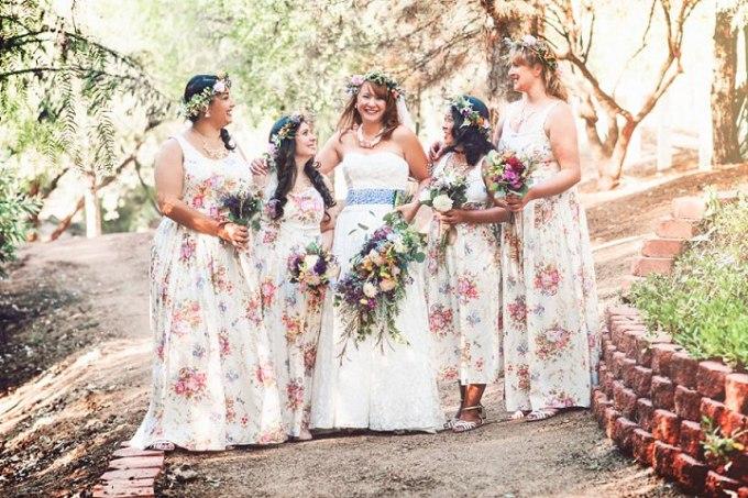2 Rustic California Wedding By London Light Photography