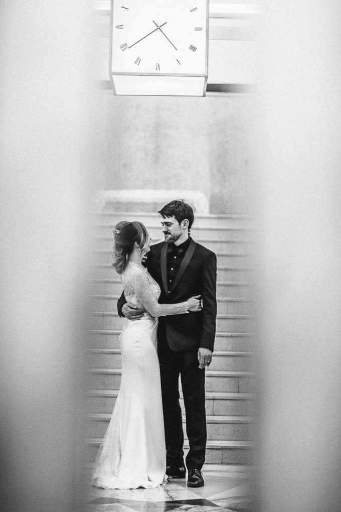 Jules and Layla's London meets Egypt Art Deco Wedding By Samie Lee Photography