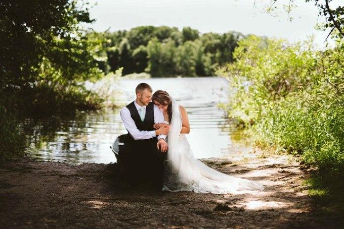 1 Michigan Farm Wedding by A Paige Photography